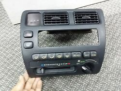 JDM  Toyota Corolla AE100 Climate Control Panel