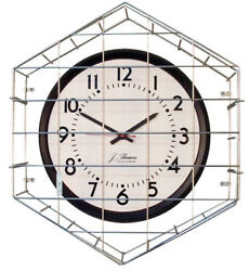 Wire Clock Guards By J. Thomas - Available In 4 Sizes - Made In The Usa