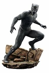 Artfx Black Panther 16 Scale Pvc-Painted Simple Assembly Action Figures New I