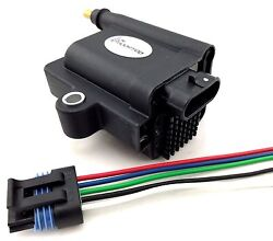 Ignition Coil Marine Mariner Outboard 110 Jet 2.5l 150 Pro Xs Qc4v 339-883778a01