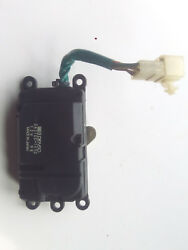 88-91 Honda CRX SI OEM AC ac heating climate vent select control actuator