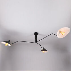 Mordern 1 2 3 Arms Nordic Style Ceiling Lamp Chandelier Fixture Wall Lamp New