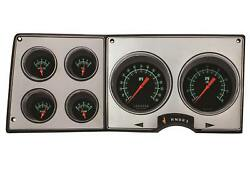1977 1978 Direct Fit Gauge Cluster Chevy / Gmc Truck Suburban And Blazer Ct73gs
