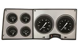 1985 1986 Direct Fit Gauge Cluster Chevy / Gmc Pick-up Truck Suburban Ct73hr