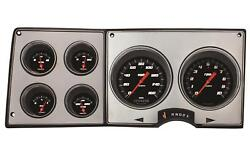 1975 1976 Direct Fit Gauge Cluster Chevy / Gmc Truck Suburban And Blazer Ct73vsb