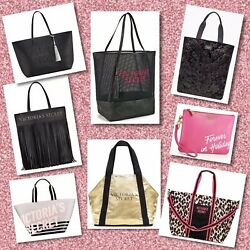 Victoria#x27;s Secret Tote Bags Limited Edition Weekender Overnight Travel NEW $18.95