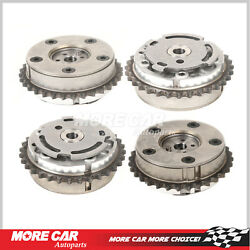 4x Variable Valve Timing Sprocket Fit 04-06 Buick Allure Cadillac Cts Srx 3.6l