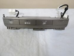 03 04 05 06 07 2003-2007 Lexus lx470 AC Temp Heater Climate Control Housing OEM