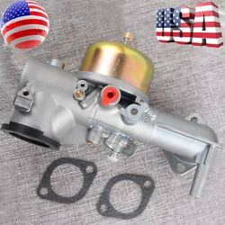 New Carburetor For Briggs And Stratton 491590 390811 392152 Lawn Tractor Engines