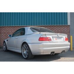 Scorpion Exhaust Cat Back System For Bmw E46 M3