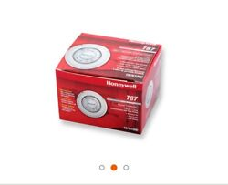 Honeywell T87n1000 The Round Non-programmable Thermostat Heat Cool