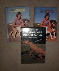 The Book of the American Pit Bull Terrier & This Is the APBT Richard Stratton