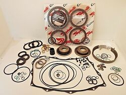 . ZF8HP45 845RE rebuild overhaul kit with clutches and bonded molded pistons $549.95