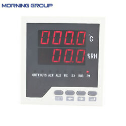 WSK303 96*96 LED Digital Display Temperature and Humidity Controller with Sensor