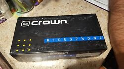 Crown PCC160 SUPERCARDIOID CONDENSER BOUNDARY MICROPHONE