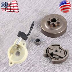 For Poulan Husqvarna Craftsman Chainsaw Clutch 530014949 And Drum 530047061