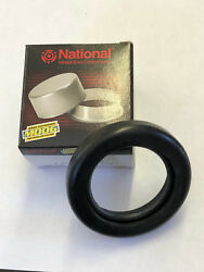1932-1948 Ford Flathead V-8 Crank Pulley Repair Sleeve And 1-pc Timing Cover Seal