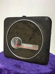 1930and039s 1940and039s Oldsmobile Usa Radio Speaker Box Very Cool