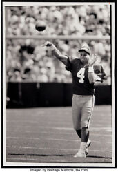 NFL Original Brett Favre Photo Green Bay Packers 1992 Earliest Packers Image!