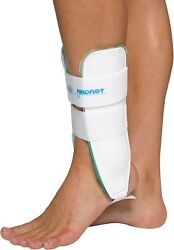 Aircast Air-stirrup Ankle Support Brace Left Large 5 Pack