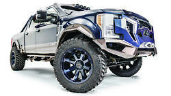 Fab Fours Tf4100-1 Tf4110-1 Open Fender System And Open Fender Flares - Ford Sd