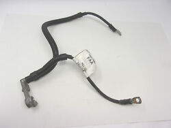 Jaguar X-type 2001 To 2008 Negative Battery Cable C2s44634 Or 1x4314301fad New