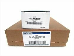 Set New Oem 2011-2014 Ford F150 Driver Side View Power Mirror Glass And Motor Kit