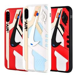 Hypebeast 3D Texture OW AJ1 Chicago iPhone Cases Cover USA Seller $14.99