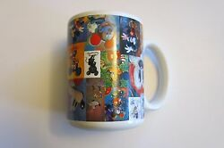 Eric Robison 100 Years Of Mickey Mouse Error Coffee Cup Mug Disney Sorcerer