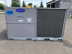 Carrier 8.5 Ton HVAC Rooftop Unit - New Old Stock - 50TCQD12A2A5A0A0A0 460-3