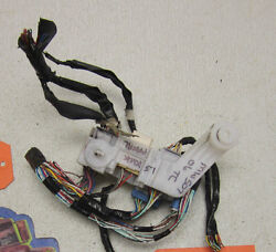 DASH FUSE BOX RELAY WIRE HARNESS PANEL COMPRESSOR WIRE PLUG CONNECTOR PIG TAIL