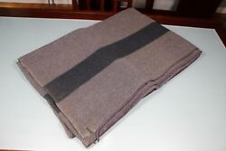 Us Civil War Union Army Blanket. Nice Condition. No Markings. Very Fine And Rare