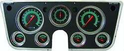 1967 1968 1969 1970 1971 1972 Gmc Pu Truck Gauge Dash Panel For Ls Motor Ct67gs