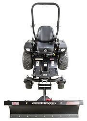 21000 - Swisher Plow Blade And Mount Combo - Front Mount Attachment For Big Mow
