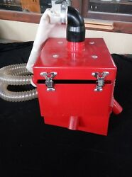 Submerged Arc Welding Flux Recovery Equipment Saw Up