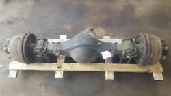 2012 Izuzu Rear Axle Assembly Drw 41/9 4.56 Ratio Complete With Brakes