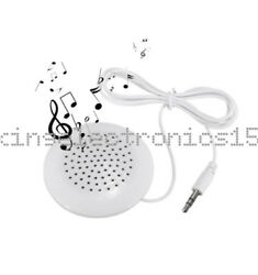 New Portable 3.5mm Pillow Speaker For MP3 MP4 CD Player iPod Phone