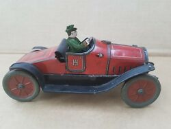 Hess 1020 Hessmobile Windup Vintage 1920and039s Toy Car