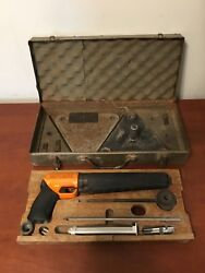 Windsor Probe Test System Concrete Strength Testing Tool And Case