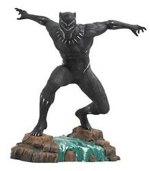 MARVEL GALLERY BLACK PANTHER MOVIE PVC STATUE (C: 1-1-2) BLACK PANTHER
