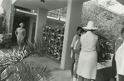 Garry Winogrand Women Are Beautiful C. 1970 / Silver Print / Signed / Gw75