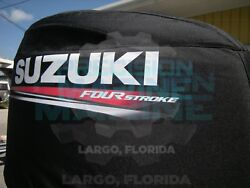 Df250ap/300ap Suzuki Vented Splash Cover 990c0-66003-blk