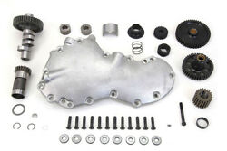 1936 Cam Cover And Chest Kit Complete For 1936 - 1947 Harley Knuckle Motor