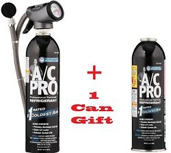 Car Air Conditioning AC System Pro Refrigerant Pro Formula Dispenser + CAN GIFT