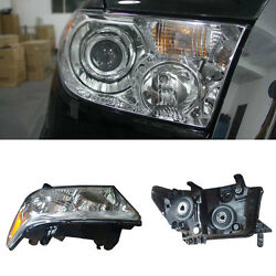 For Toyota Tundra 2007-11 Original Version A Pair Headlights replace no Bulbs