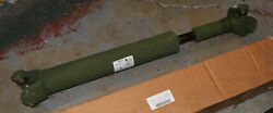 Military Lmtv A1 6x6 Truck Transfer Case To Rear Axle Driveshaft 12424351-003