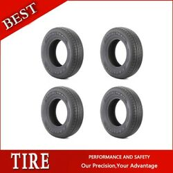 4PCS CARLISLE New Tyres RADIAL TRAIL HD ST23585R16 Tires 235 85 16 Trailer
