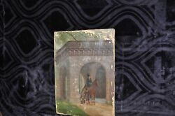 Antique Listed American Artist A.g Heaton 1844 - 1931 For Restoration