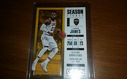 2017-18 Panini Contenders Basketball Complete Your Set Lebron Curry Harden Davis