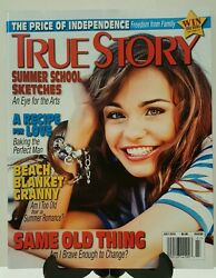 True Story Same Old Things Summer School Sketches July 2016 Free Shipping Jb